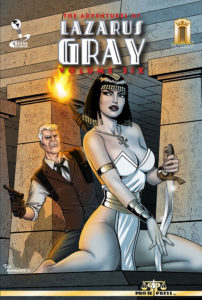 'The Adventures of Lazarus Gray, Vol. 6'