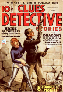 'Clues Detective Stories' (April 1935)