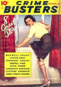 'Crime Busters' (November 1937)