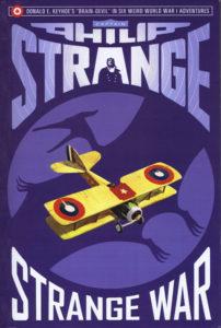 'Capt. Philip Strange: Strange War'