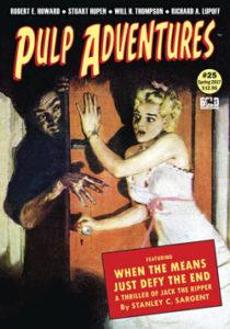 'Pulp Adventures' #25