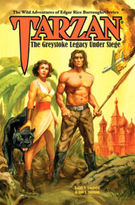 'The Greystoke Legacy Under Siege'
