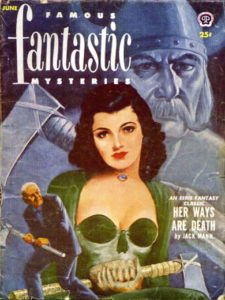 """'Famous Fantastic Mysteries"""" (June 1952)"""