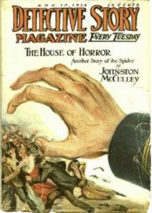 'Detective Story Magazine' (Nov. 12, 1918)