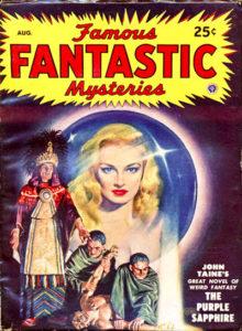 "'Famous Fantastic Mysteries"" (August 1948)"