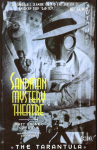 'Sandman Mystery Theatre: The Tarantula'