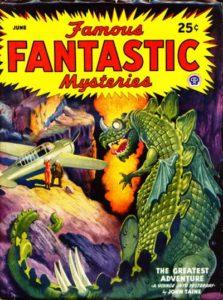 """""""Famous Fantastic Mysteries"""" (June 1944)"""