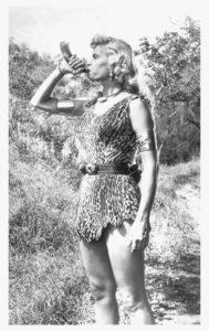 Irish McCalla portrayed TV's first Sheena.