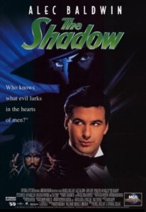 Poster for The Shadow.