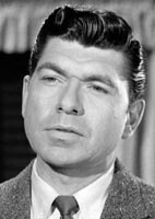 Claude Akins had a guest role in the TV episode.
