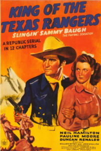 Poster for the serial.