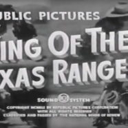 'King of the Texas Rangers': a serial in 12 chapters