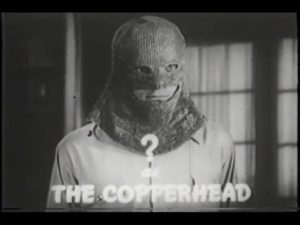 Our hero, The Copperhead!