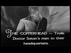 A recap screen for The Copperhead.