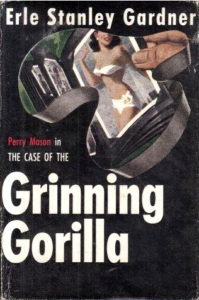 The Case of the Grinning Gorilla book cover.