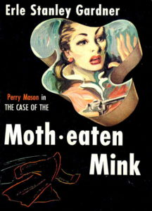 The Case of the Moth-eaten Mink book cover.