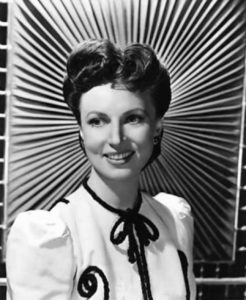 Agnes Morehead, for three years, Margo Lane.