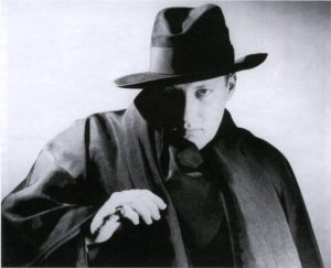 Bret Morrison as The Shadow.