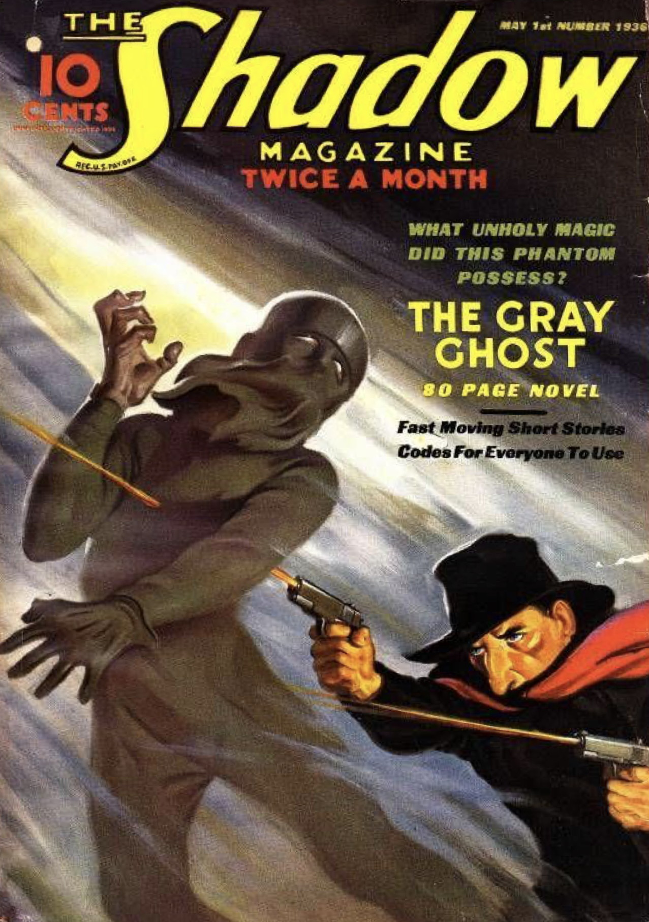 That S Pulp Tmm 8 Return Of The Gray Ghost