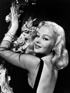 Greta Thyssen - Miss Denmark of 1951
