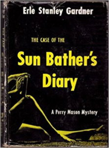 Hardback book cover.