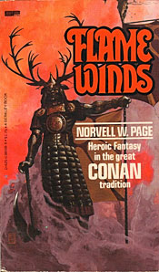 """Flame Winds"" was reprinted in paperback form by Berkley in 1978."