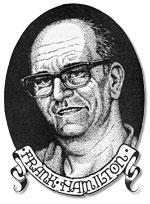 Frank Hamilton, self-portrait 1982