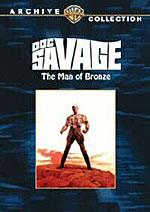Doc Savage: The Man of Bronze DVD