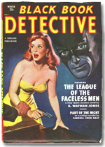 Detective Book Winter 1952-53 Great Last Issue