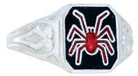 The Spider pulp premium ring