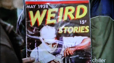"""Weird Stories"" prop from ""Beyond Belief"""