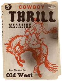"""Cowboy Thrill Magazine"""
