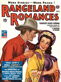 Rangeland Romances (May 1944)