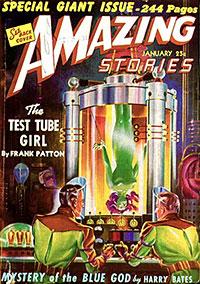 Amazing Stories (January 1942)