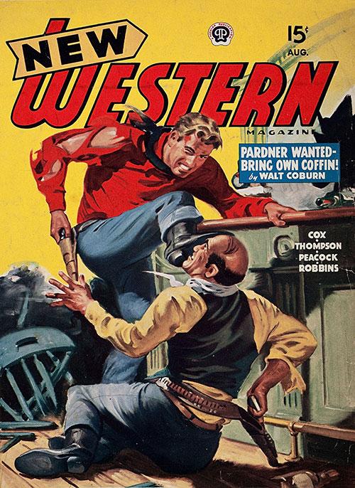 New Western Magazine (August 1947)