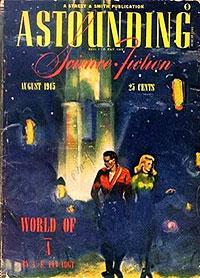 Astounding (August 1945)