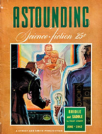 """Astounding Science-Fiction"" June 1942"