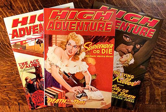 """High Adventure"""