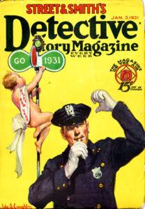 """Detective Story Magazine"" (Jan. 3, 1931)"