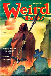 """Weird Tales"" (January 1952)"