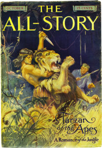 """All-Story"" (October 1912)"