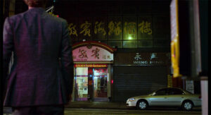Danny Rand/Iron Fist (Finn Jones) ventures into Chinatown in the Netflix series 'Iron Fist.'
